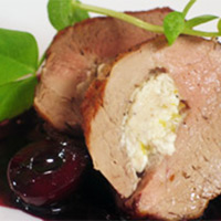 Red Wine Pork